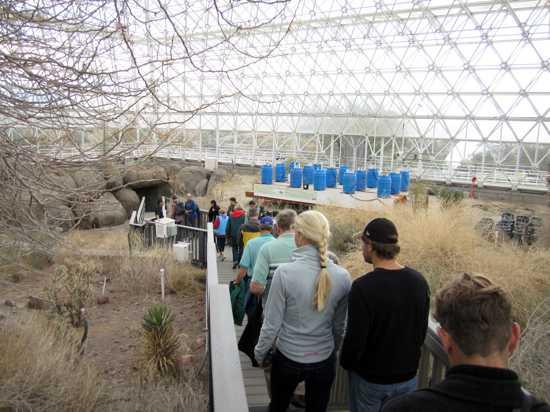 Savannah Biome Biosphere2Jpg
