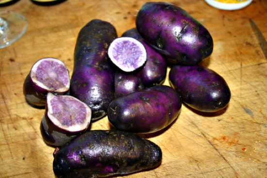 Blue-Potatoes
