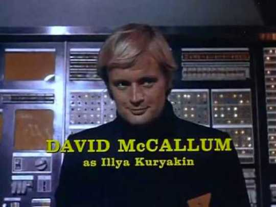 Illya Kuryakin