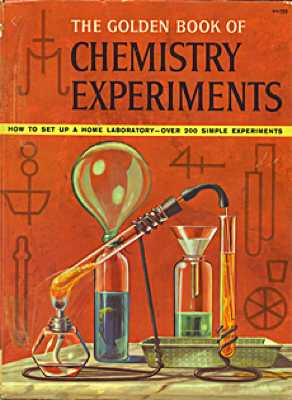 Golden Book Of Chemistry Expriments