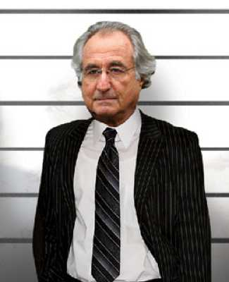 Blame 25 Madoff