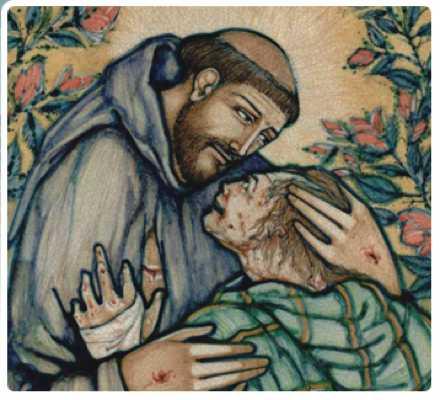 Francis-Healing