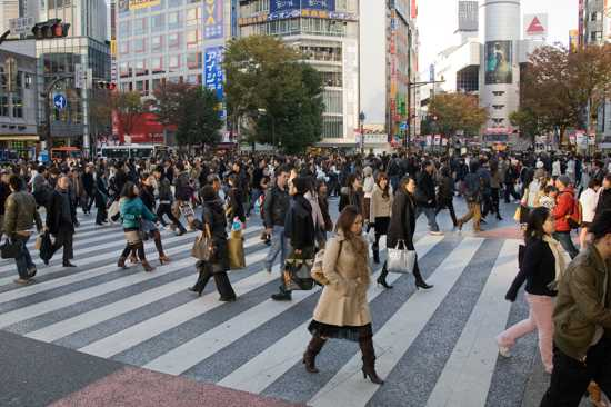 Tokyo Crosswalk