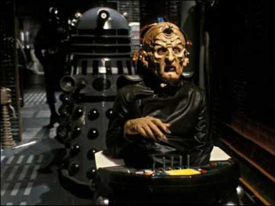 Davros Dalek Resurrection Terry Malloy 400 400X300