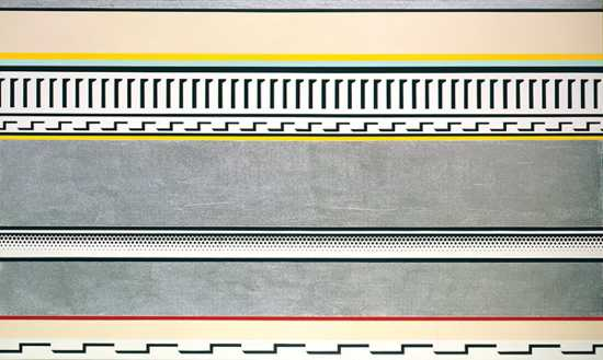 Lichtenstein Entablature