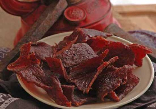 Teriyaki-Beef-Jerky