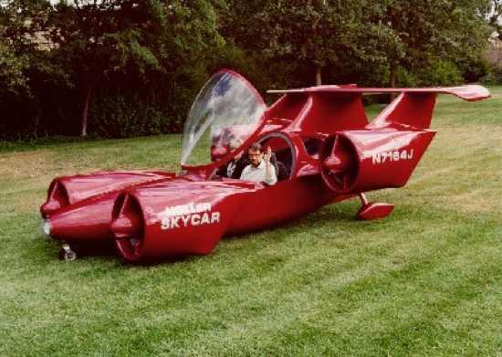 Flying-Car-M400