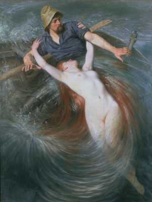 Knut Ekwall Fisherman And The Siren
