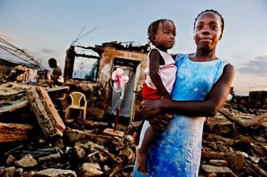 Klavsbochristensen Haiti Floods