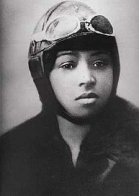 200Px-Bessie Coleman, First African American Pilot - Gpn-2004-00027