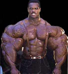 World's Strongest Man On Steroids