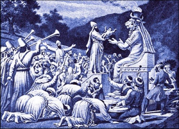 Moloch Sacrifice