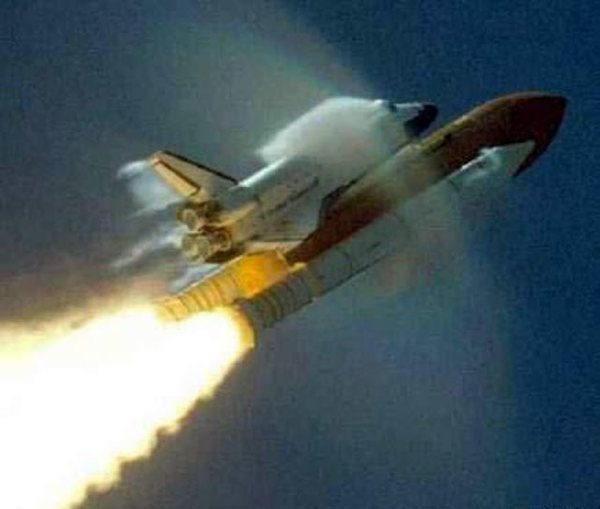 Space Shuttle Sonic Boom