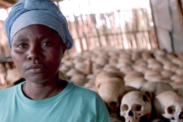 Rwanda Skulls