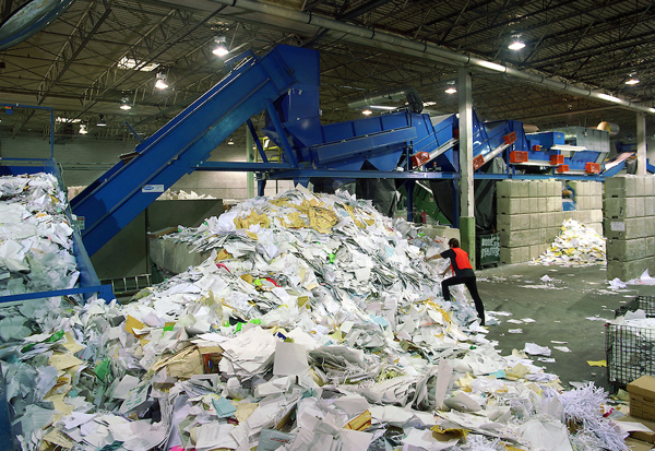 Paper-Recycling-Plant