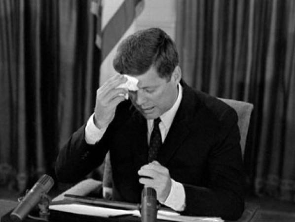 Cb John F Kennedy Crisis Wy 110913 Mn