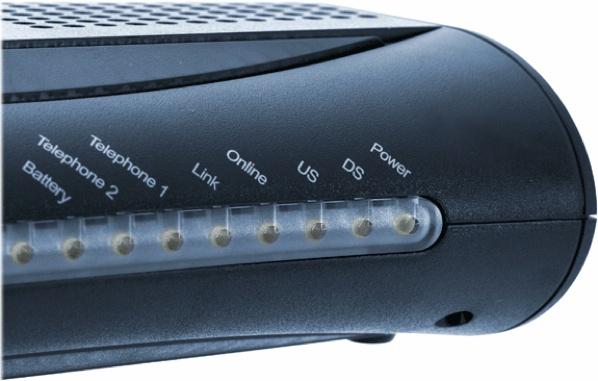 Router Led Blinking Gif