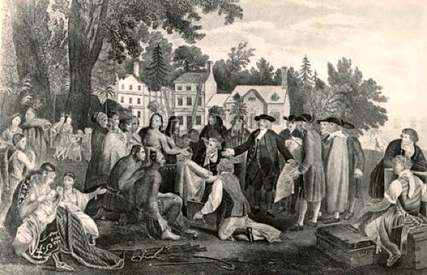 Colonial Quakers
