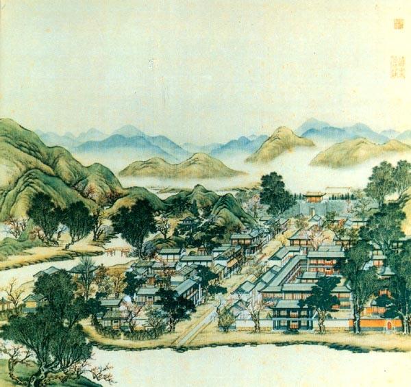 Yuanmingyuan Zuoshi