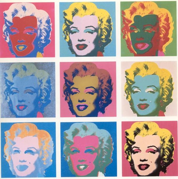 Andy Warhol Marilyn Monroe03