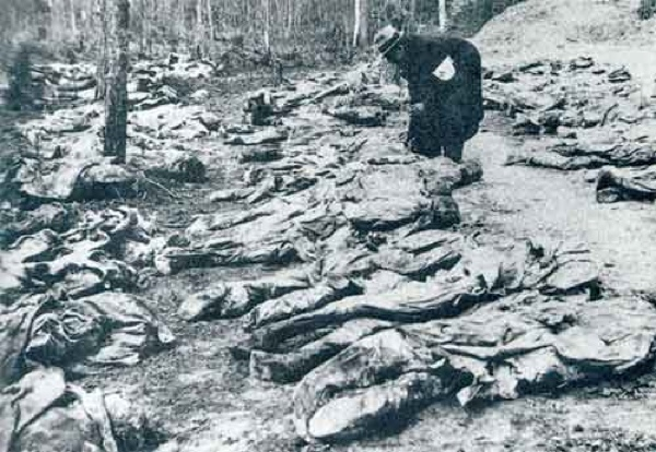 Katyn Wood Massacre
