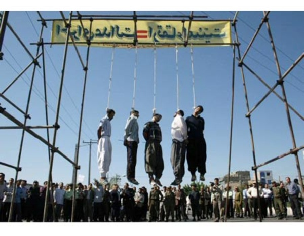 Public Hangings Iran