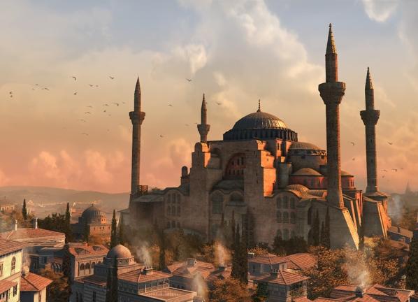 Hagia Sophia 001