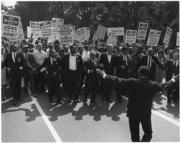 Civil-Rights-March-Dc