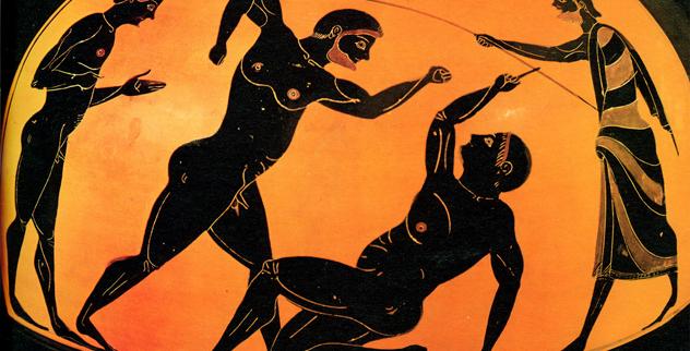 greek-games