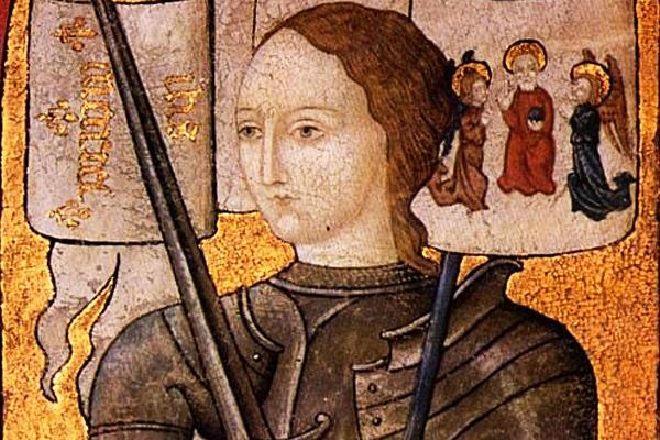 Joan Of Arc Wtr