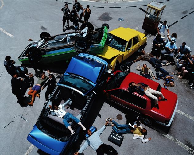 Pierre-Winther@Successful-Living-2-The-Car-Crash-1994