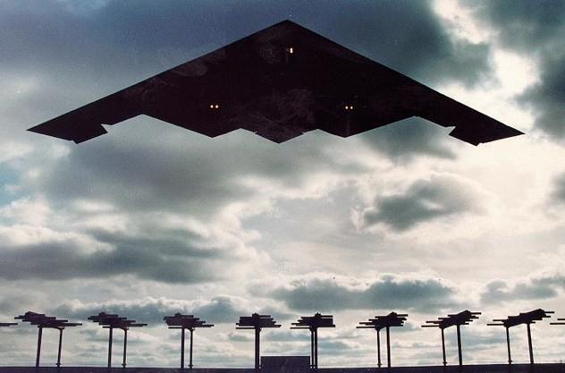 Stealth Bomber 2