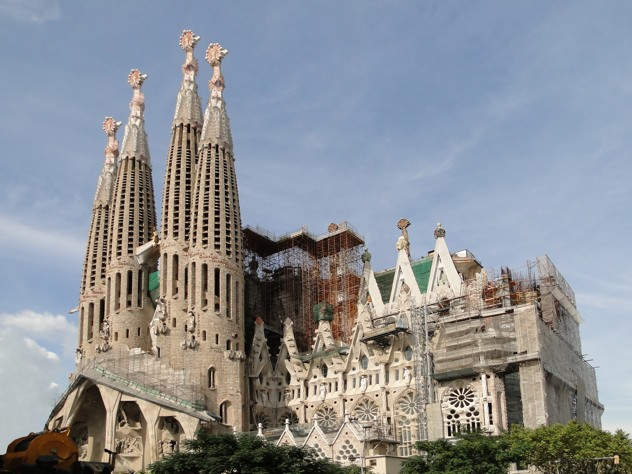 Sagrada Familia 02
