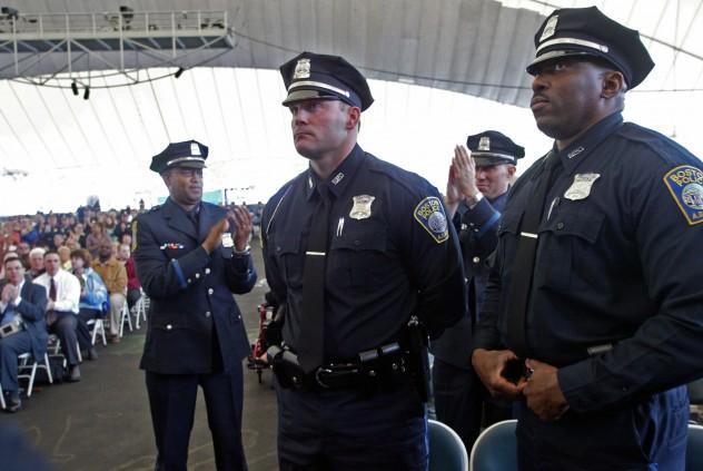 Bored Cops