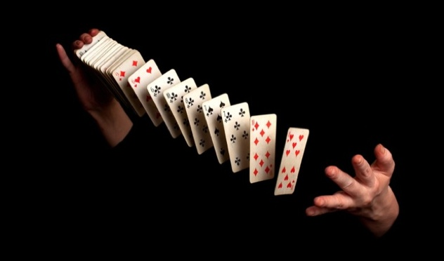 Magician Josh Beckerman