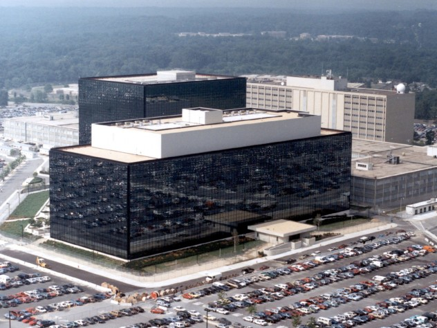 FILE PHOTO  NSA Compiles Massive Database Of Private Phone Calls