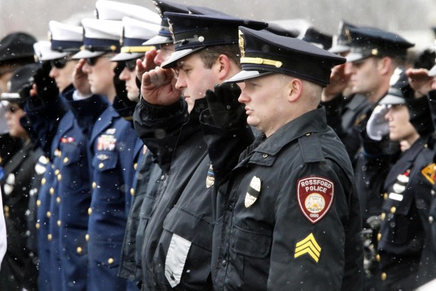 Essay on policeman