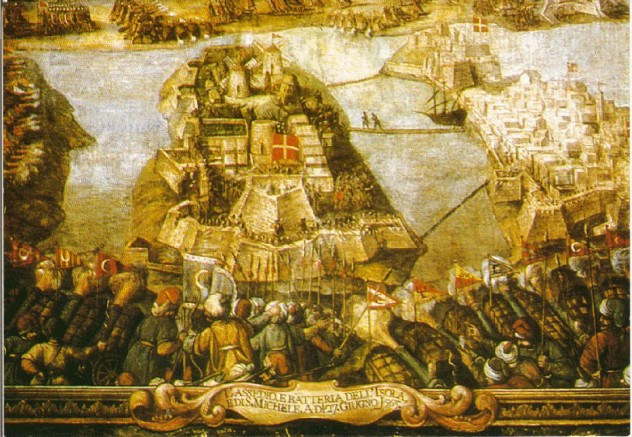 Seige of MAlta
