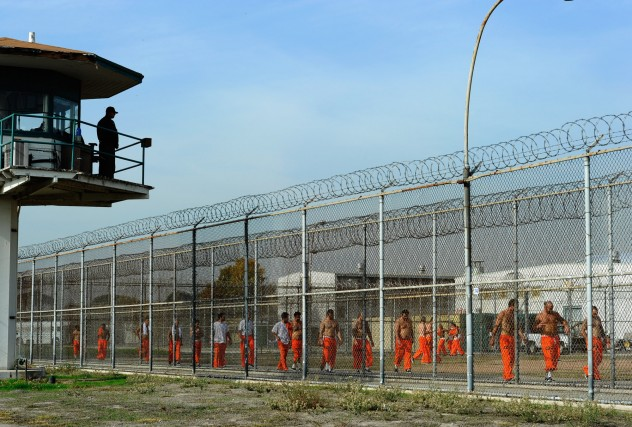 Supreme Court To Rule On California's Overcrowded Prisons