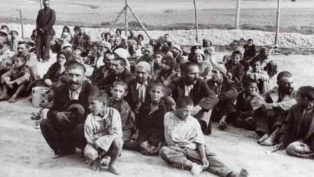 O massacre turco às vilas rebeldes (1937 - 1938)