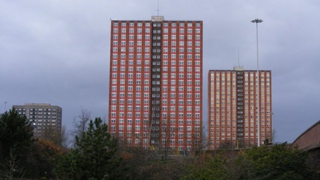 Salford_tower_blocks