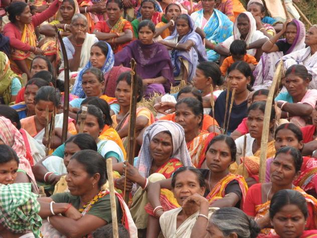 adivasi-women-bengal