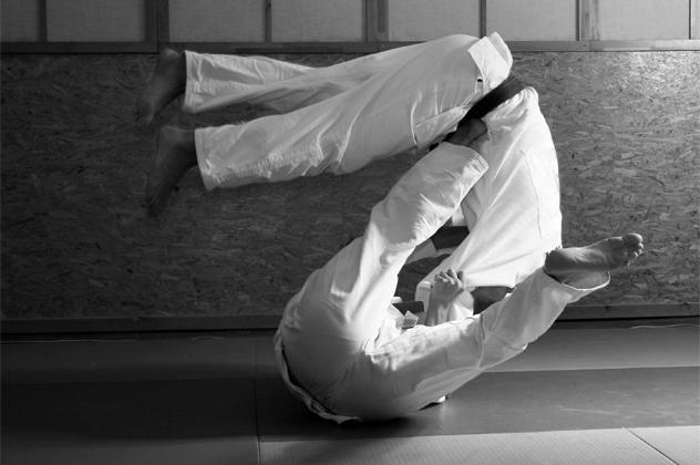 8- judo