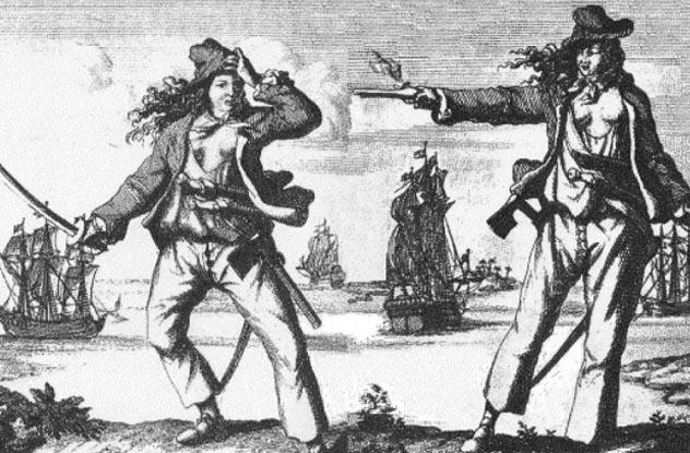 piratpigerne mary read og anne bonny