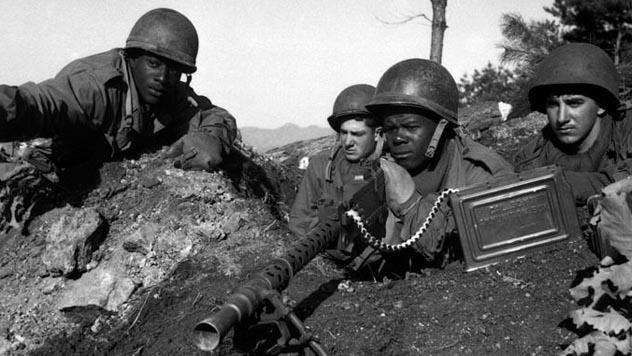 Korean War us Propaganda Came in The Korean War