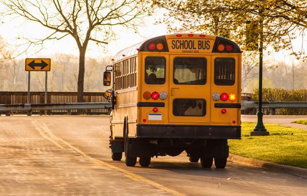 4- school bus