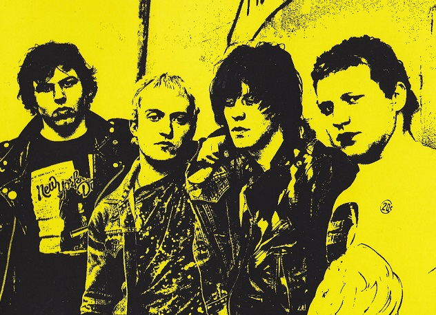The Exploding Hearts - Shattered front