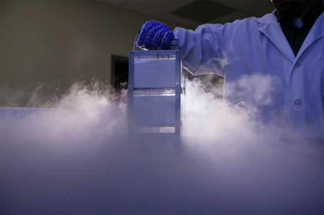1- cryotherapy