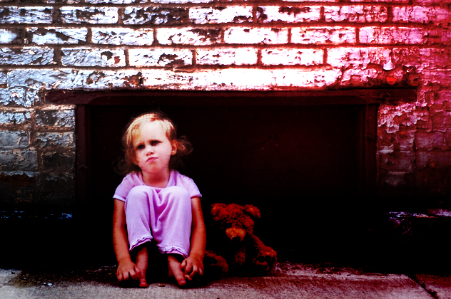 6-lost-child - Bone-Chilling Urban Legend: The Lost Child - Weird and Extreme