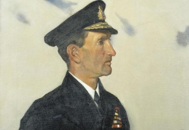 Rear-admiral_Sir_Walter_Henry_Cowan,_Kcb,_Mvo,_Dso_-_1920_Art.IWMART3143